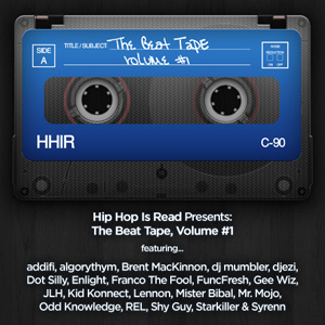 The Beat Tape, Volume #1